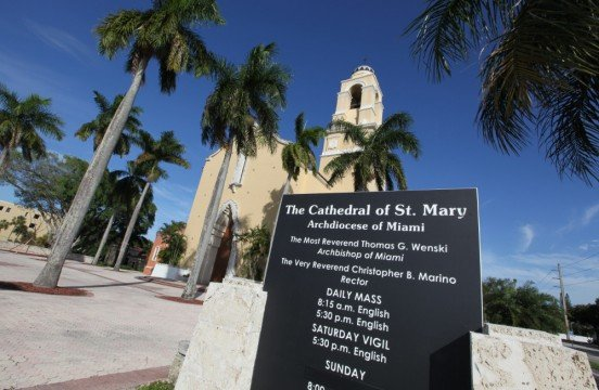 Little Haiti St. Marys Cathedral
